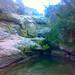 Mura-Cami de la font del Rector-del Escolá,Salto de agua