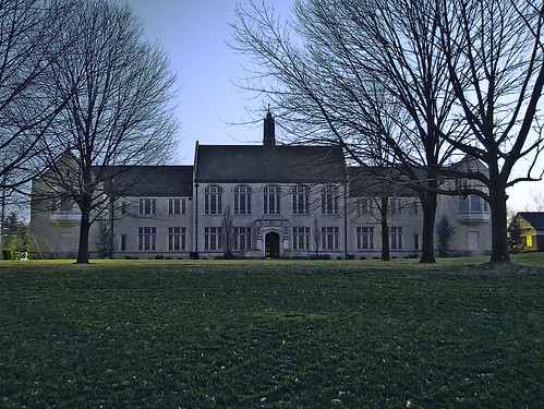 Former Vincentian Seminary, in Perryville, Missouri, USA
