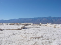 Snow in the Desert (hiddentravel) Tags: california vacation nature outdoors landscapes sightseeing salt deathvalley nationalparks badwaterbasin lpdesert lasvegasdaytrip