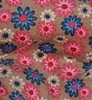 FattyCakes Cord Floral Outer with yummy organic bamboo velour inner w/ doubler