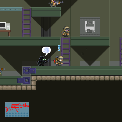 WIP Platformer Based on Splinter Source