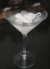 black radish martini