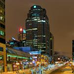 McGill College avenue - Montreal