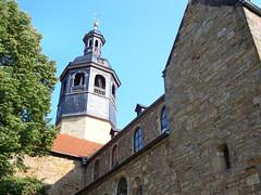 St.-Mauritius-Kirche Hildesheim - Kirchturm - 2