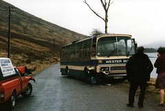 Wester Bus (Neil F King) Tags: bus 1984 inverness gairloch kinlochewe achnasheen a832