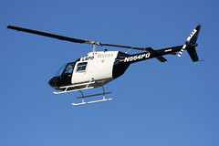 Bell 206B - N664PD Los Angeles Police Departme...