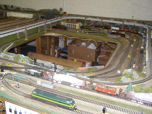 Le réseau ferroviaire de Guy - 1