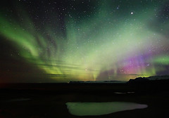 Colors of the Cosmos (orvaratli) Tags: travel colors landscape iceland space aurora cosmos northernlights auroraborealis borealis icelandic auroras northernlight solarstorm magneticstorm arcticphoto rvaratli orvaratli