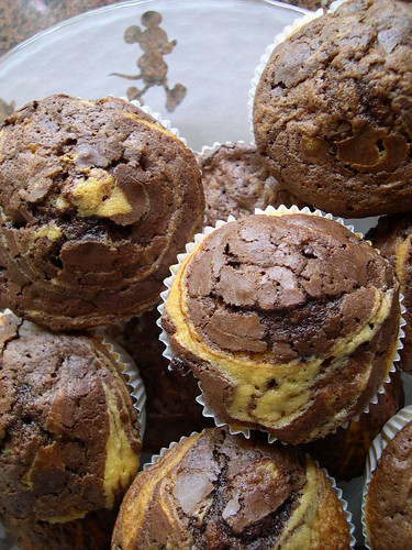 Nutella Frosted Cupcakes... ou seja... queques!