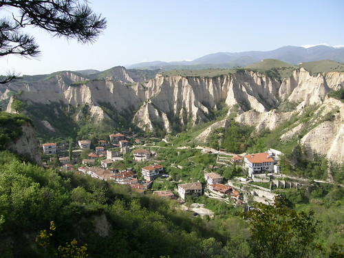 View of Melnik
