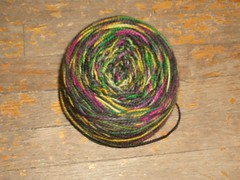 Fleece Artist Merino Sock, Cosmic Dawn