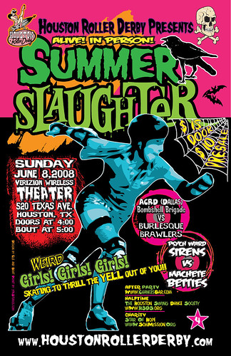 04 Summer Slaughter Poster