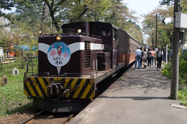 Tsugaru Railway-9