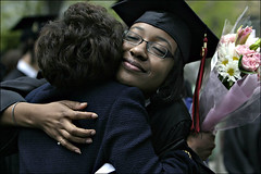 May 12 (Lake Forest College Daily Click) Tags: chicago college illinois arts graduation hugs commencement liberal lakeforestcollege dailyclick