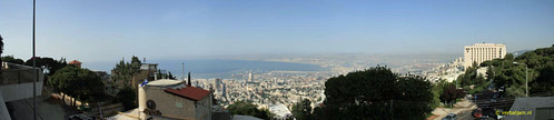 Panorama: Haifa, Israel
