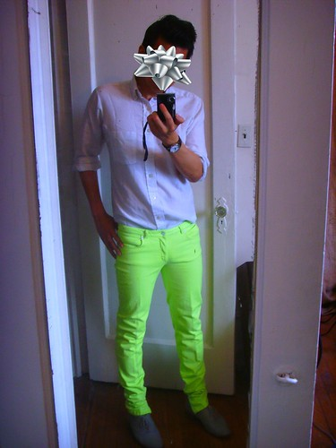 what to wear for neon party