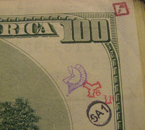 Marked Bills by taopauly.