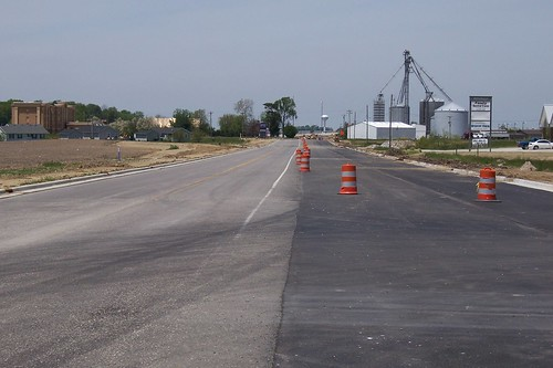 Four lanes to be