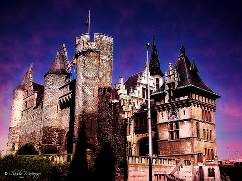 "Antwerp, Belgium 113 - Het Steen (""The Stone"") castle - Revisited ... by Claudio.Ar (Out until Jul 27th)."