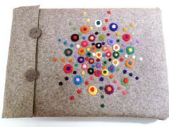 Felt Laptop Sleeve (mi_entropia) Tags: laptop felt sleeve filz feutre fieltro