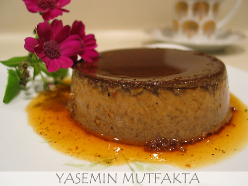 Kahveli Krem Karamel by Yasemin Mutfakta