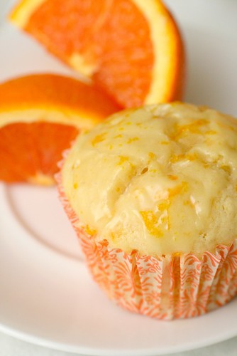 Orange Muffins | Annie's Eats