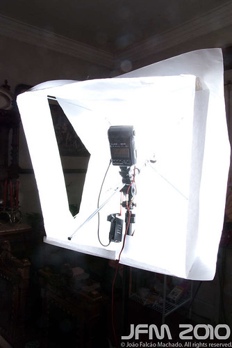DIY softbox X