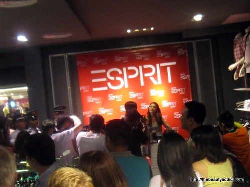 Esprit SM Megamall Launch