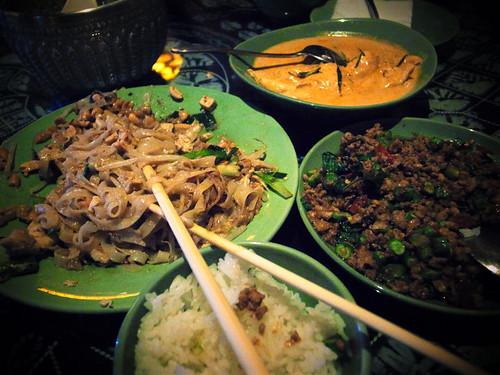泰式料理好棒