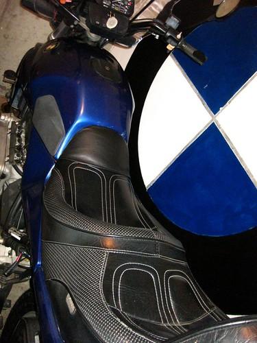 K75 Seat Fix