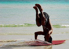 SKIMBOARDING ON A HEADSTAND (Boracay Island, Philippines) (halfwhiteboy) Tags: travel sea summer vacation beach water sport kids island nikon play action philippines shore boracay dslr skimboarding pilipinas skimboard d40 supershot nikondslr bluelist abigfave supershots nikond40 impressedbeauty aplusphoto travelerphotos bibedoggie
