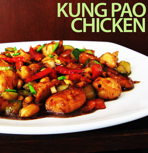 No Special Effects: Kung Pao Chicken