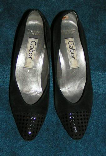 Skor från Garbor.