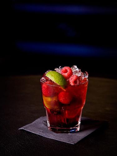 Rasberry coctail