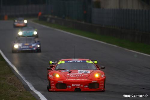 FIA GT Zolder 2007 Ferrari