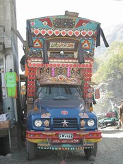 A decorated truck in Chitral (imranthetrekker , new year new adventures) Tags: pakistan snow afghanistan mountains history tourism church nature architecture river oak adventure glaciers greenery peshawar suspensionbridge polo nwfp juniper mosques shepherds silkroute chitral khyberpass colorsofautumn hindukush terichmir romboor torkham imranthetrekker imranschah northpakistan kalashvalleys shandoorpass decoratedtrucks muhabbatkhanmosque nooristan bamborate chitralguy thecastleoffairies trekkinginkalashvalleys shandoorfestival stctahedral kalashpasses donsonpass kundayakpass kalashgilrs