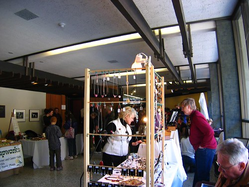 Banff Mountain Festival Craft Sale.