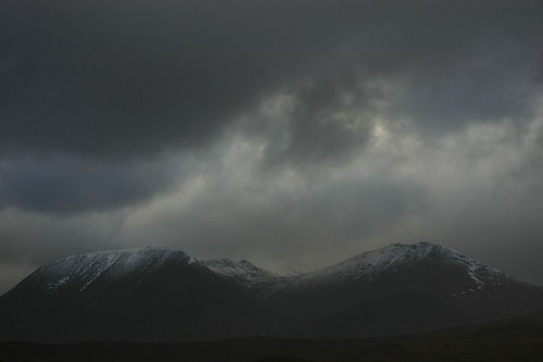 Blackmount hills
