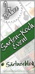 2 Jahre GartenKochEvent @ Gärtnerblog