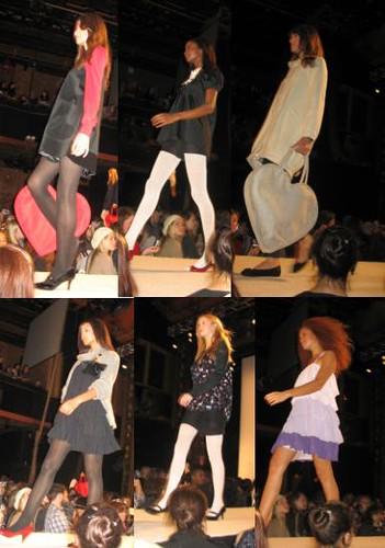 fashion show @ TVFU