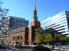 Washington, DC New York Avenue Presbyterian Church