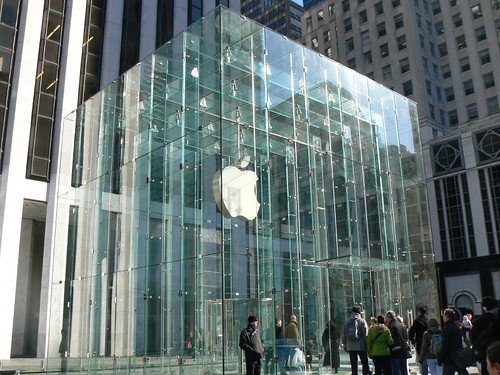 Apple Store, Fifth Ave - New York
