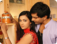 Riddhima and Armaan