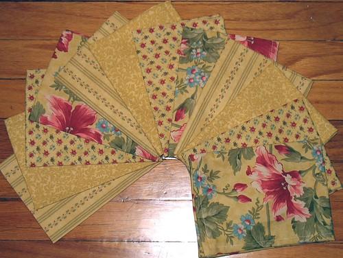 New napkins