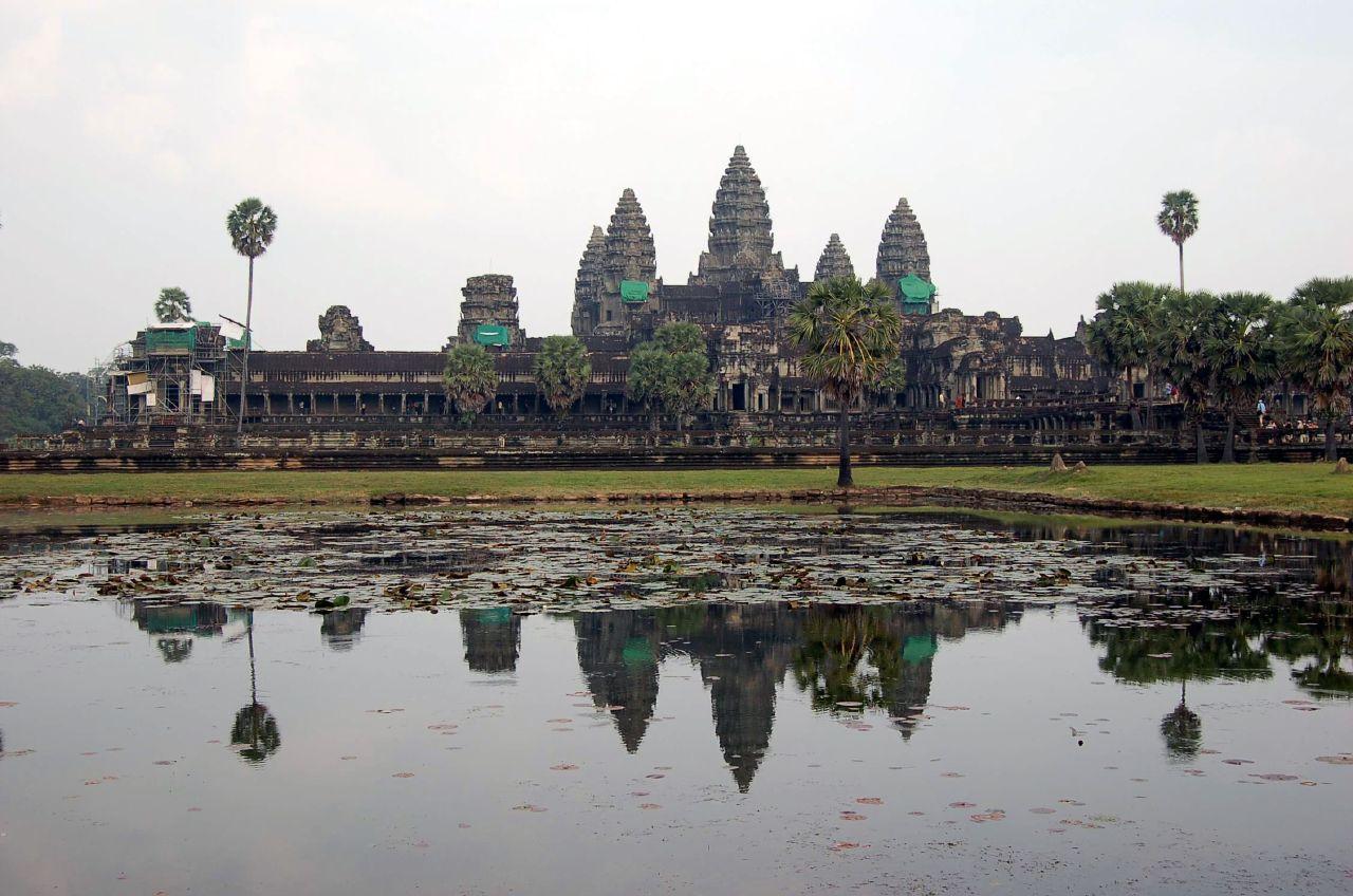 Angkor Wat 吳哥寺