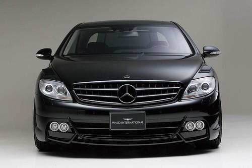 wald Mercedes-Benz CL-Class