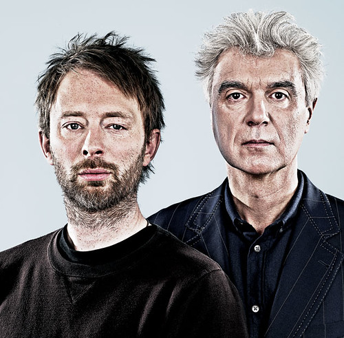 thom york david byrne