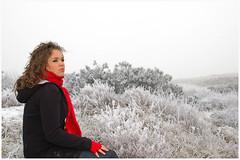 Winter Wonderland (www.hansvink.nl) Tags: winter woman holland girl dutch model shoot foto photoshoot sneeuw nederland yasmin duinen vrouw meisje noordwijk weer fotoshoot hansvink