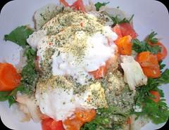 Salatam (tgumus) Tags: salad lemon sauce lettuce meal carrot oil yoghurt onion sos diet limon yemek havuç soğan yoğurt salata greensalad göbek diyet maydanoz baharat yağ rejim olympusmju750 salatasosu öğün