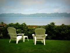 Have a seat (slcook52 (Sylvia)) Tags: water relax view chairs calendarshot creativephoto impressiveimages onlythebestare scenicsnotjustlandscapes llovemypic copyrightedallrightsreserved